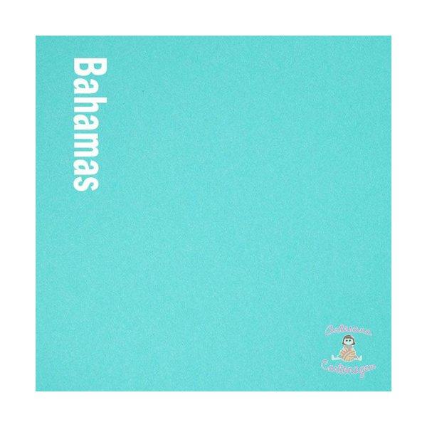 PAPEL COLOR PLUS BAHAMAS ( AZUL TURQUESA) - 1 FOLHA A3