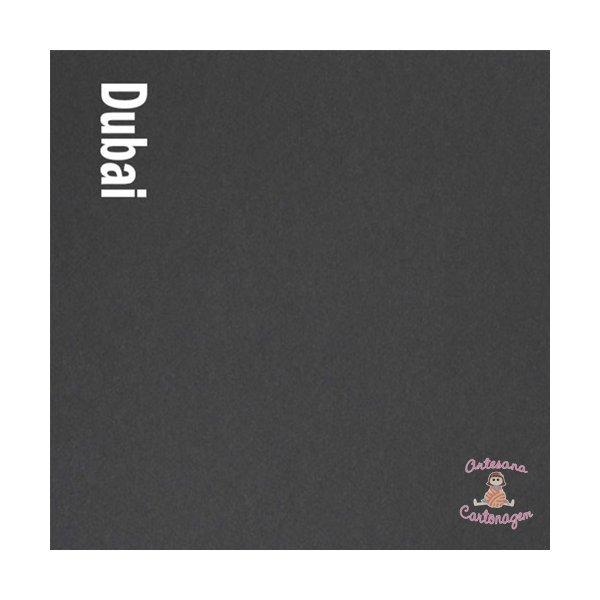COLOR PLUS DUBAI ( CINZA ESCURO) - 1 FOLHA A3