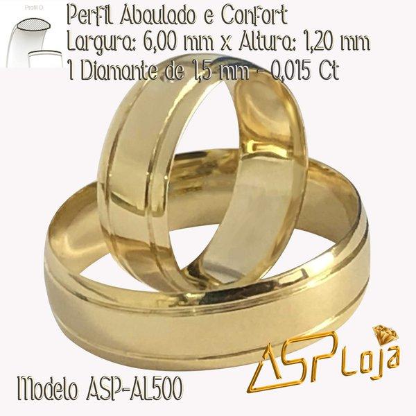 Par de Aliança de Casamento