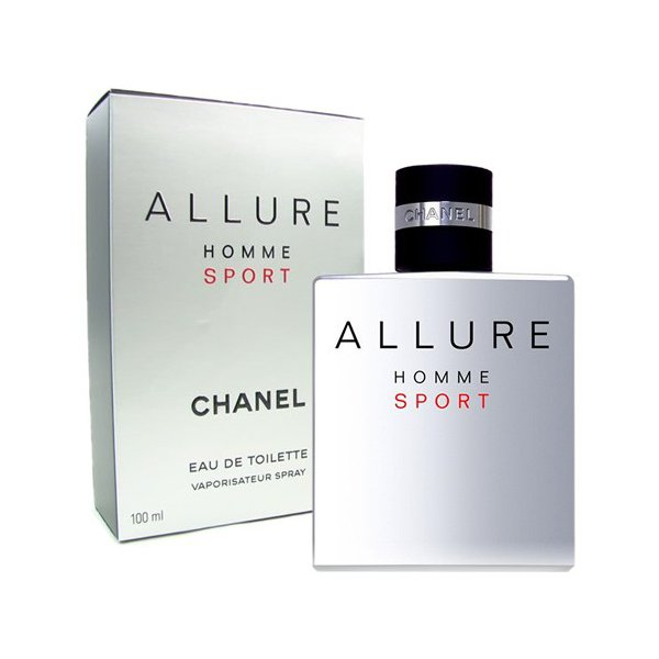 Perfume Chanel Allure Homme Sport EDT Masculino 100ml