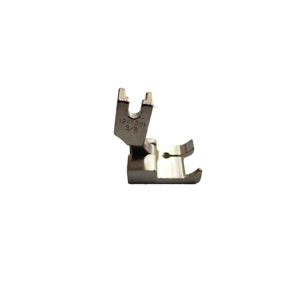 Calcador Reta Pesponto Com Guia Fixo 12463HL-3/8