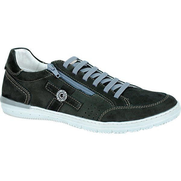 Sapatos Casual Taurus Bmbrasil 865/02 Cimento