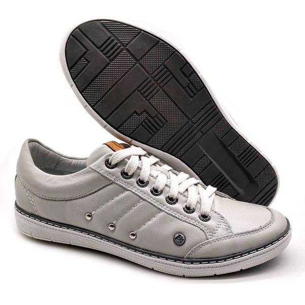 Sapatos CASUAL AMERICA Sapatenis BMBRASIL 750/07 GELO