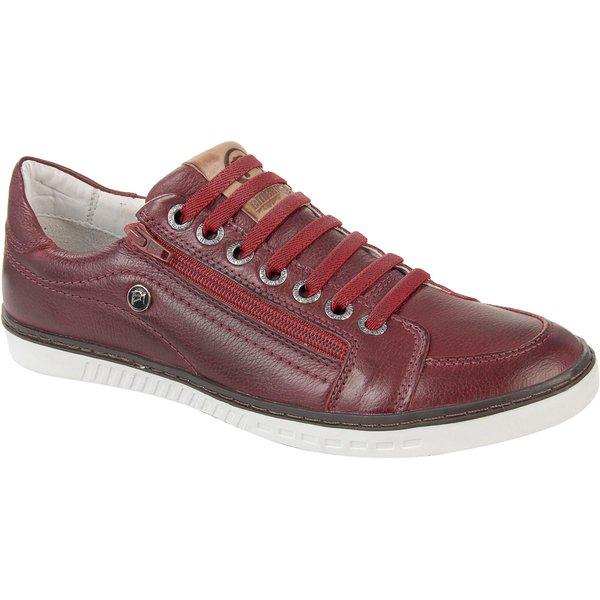 Sapatos CASUAL SAPATENIS BMBRASIL DE ZIPPER 826/03 VINHO