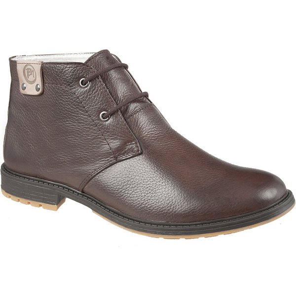BOTA BMBRASIL OXFORDS 652/01 CAFÉ
