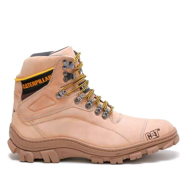 BOTA MASCULINA CATERPILLAR 2071 - OFF-WHITE