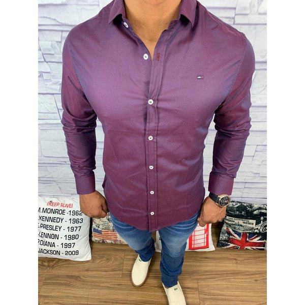 Camisa Manga Longa Tommy