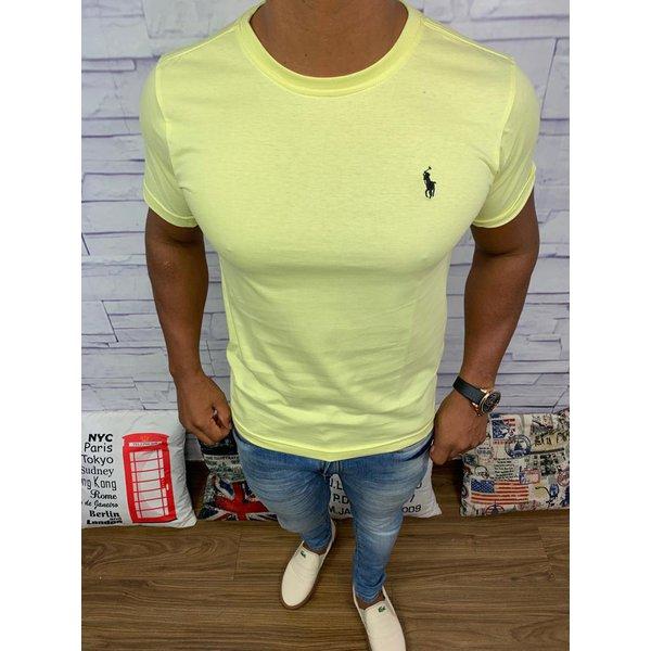Camiseta Ralph Lauren - amarela