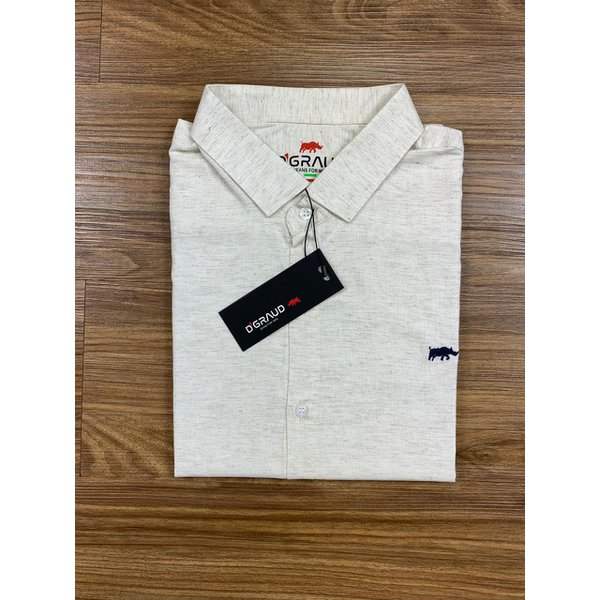 Camisa Manga Curta - DGraud Plus Size