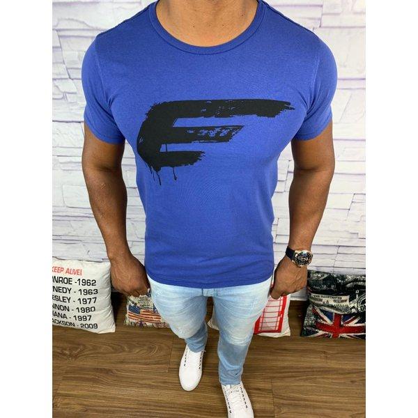 Camiseta Ellus - Azul
