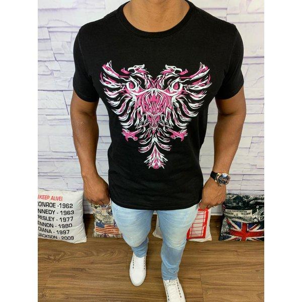 Camiseta Cavalera - Preta