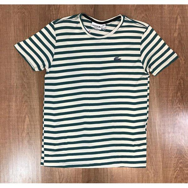 Camiseta Lacoste - Listra Azul