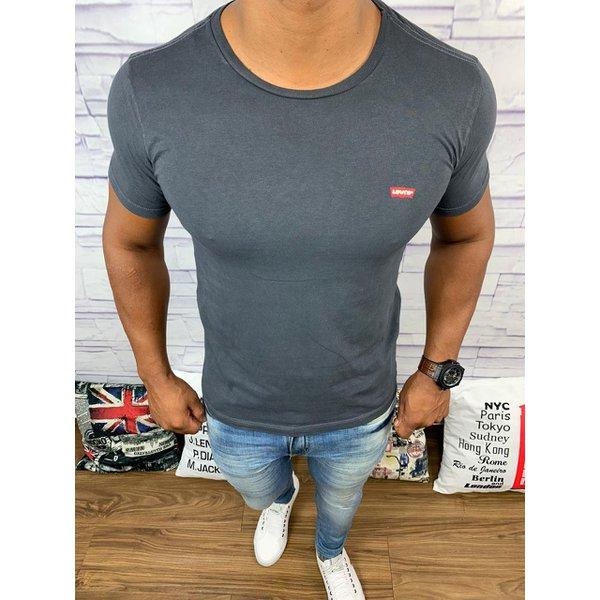 Camiseta Levis - Chumbo