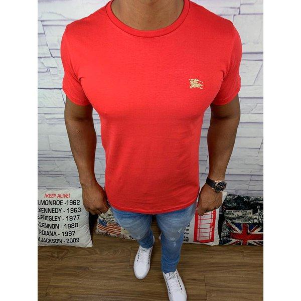 Camiseta Burberry - Vermelho