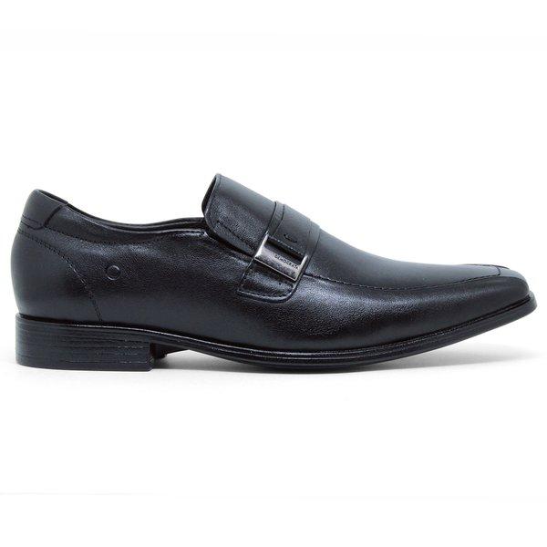 Sapato Cosmo Flex Strech Democrata - Preto