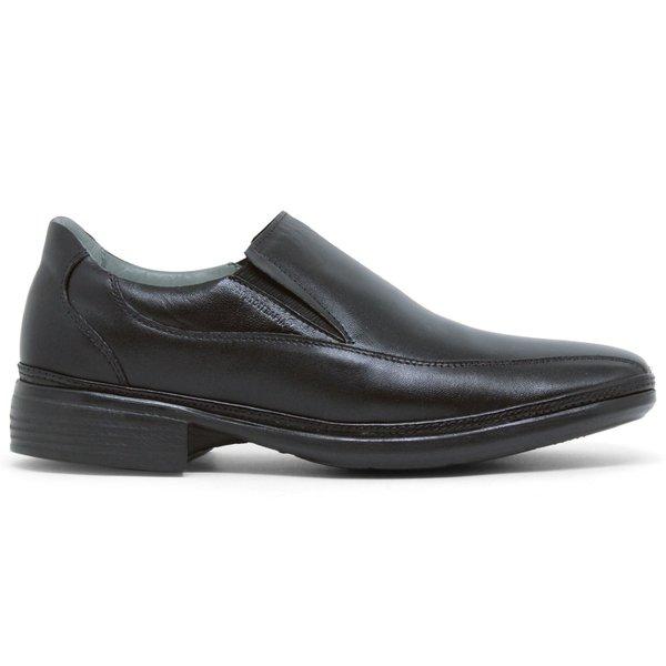 Sapato Sapatoterapia Captiva Super Leve - Preto