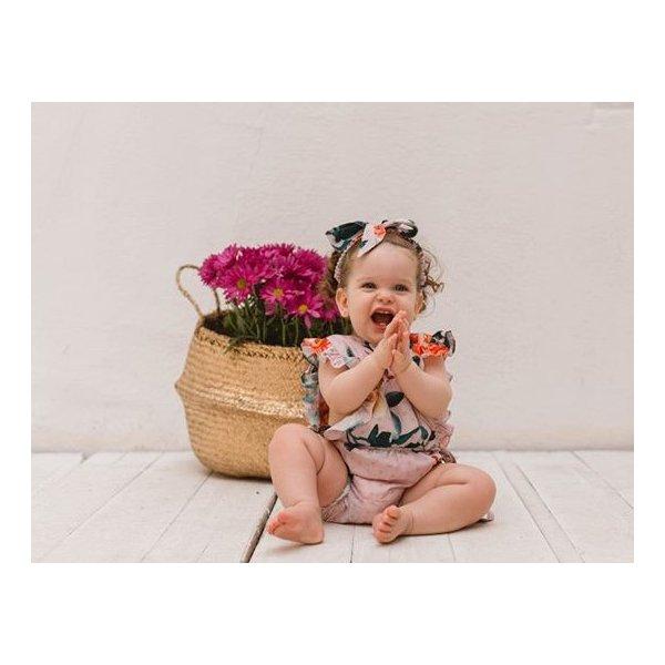 Macacão Baby Pérola