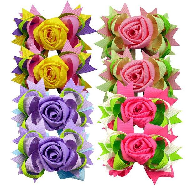 Laço Rosas