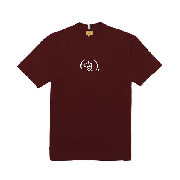 Camiseta Class (Class) Bordô