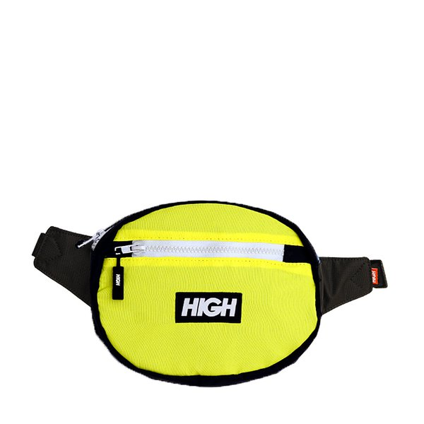 SPORT WAIST BAG HIGH LEMON