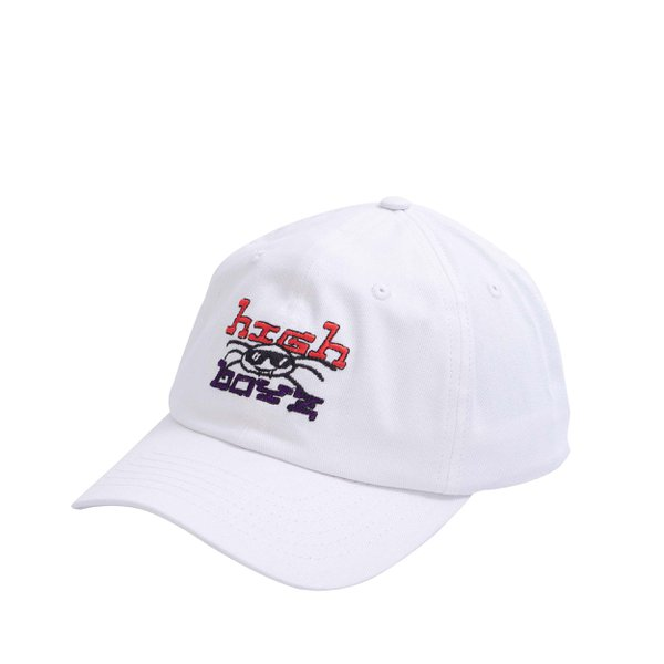 Polo Hat High Virus White