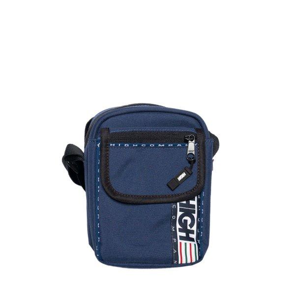 Shoulder Bag High Stripes Navy