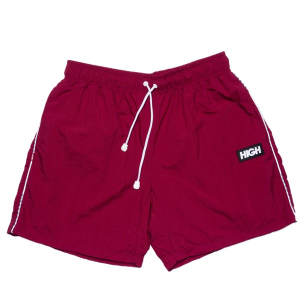 Sport Shorts High Logo Purple