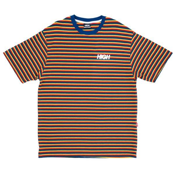 Camiseta High Tee Kidz Navy Red