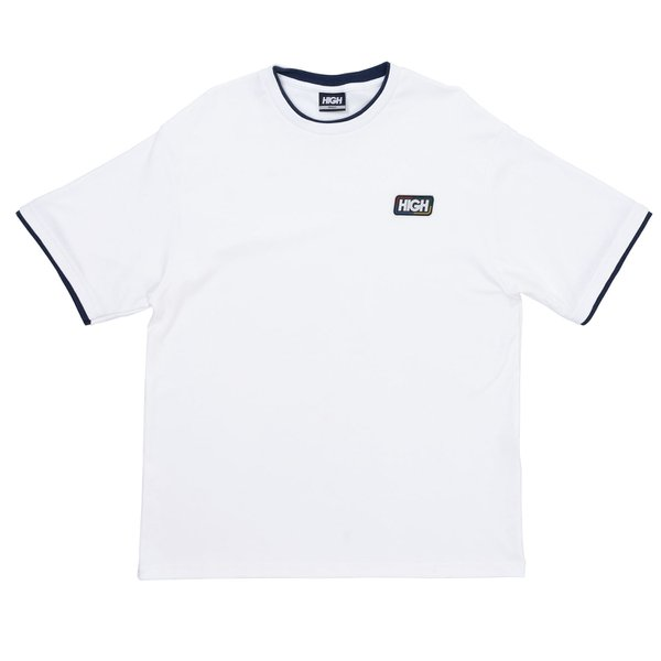 Camiseta High Work Tee Uno White