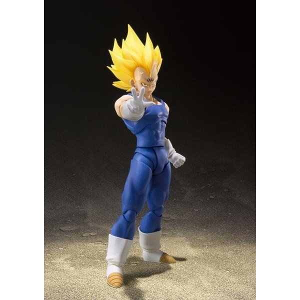 DRAGON BALL Z: MAJIN VEGETA S.H. FIGUARTS