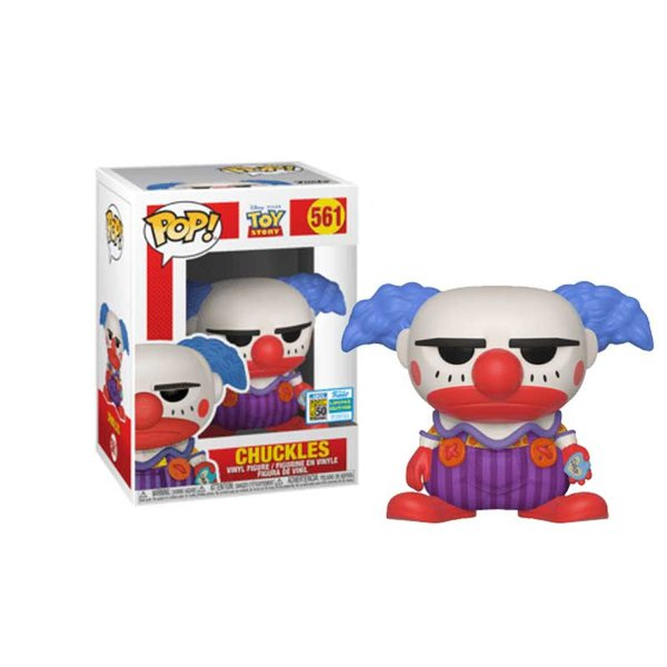 CHUCKLES POP! VINYL SDCC EXCLUSIVE
