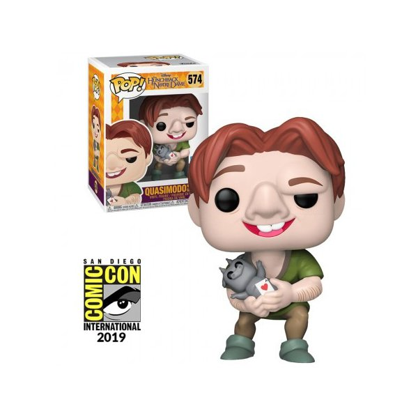 QUASIMODO POP! VINYL - SDCC EXCLUSIVE
