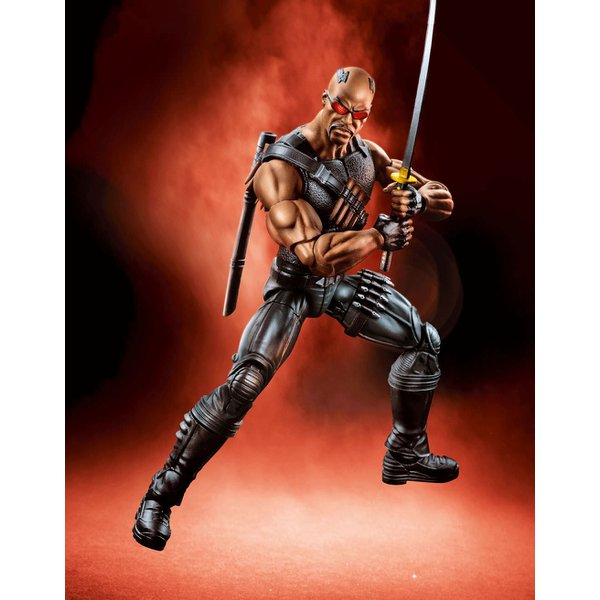 Blade Marvel Legends