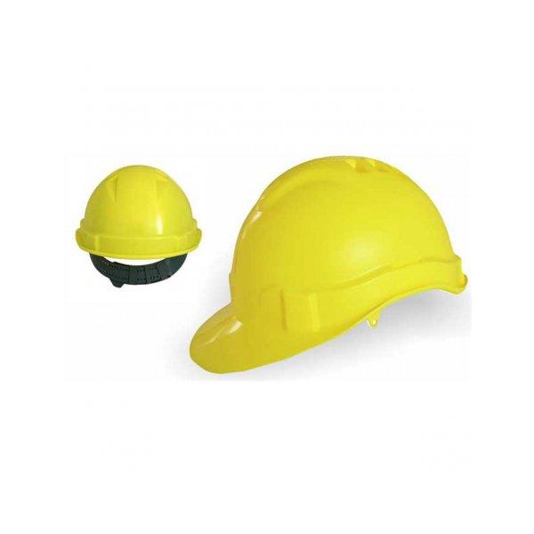 Capacete Risco Eletrico/impacto Genesis Amarelo CA36099 Libus