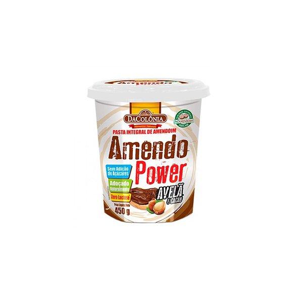 Amendopower Avelã e Cacau Integral 450g