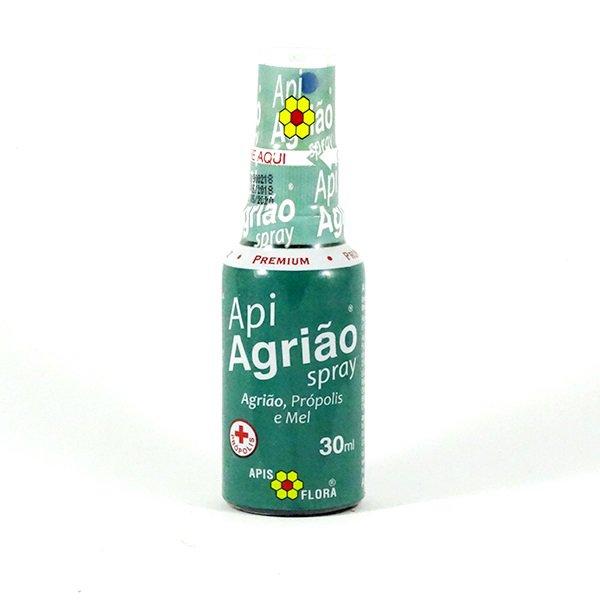 Apiagrião Spray Agrião, Própolis e Mel 30ml