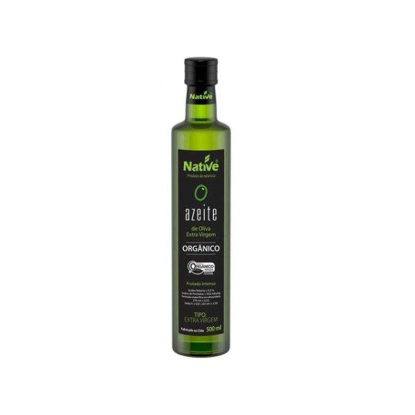 Azeite de Oliva Extravirgem Orgânico 500ml