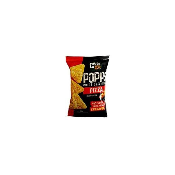 Chips de Pipoca Pizza 35g