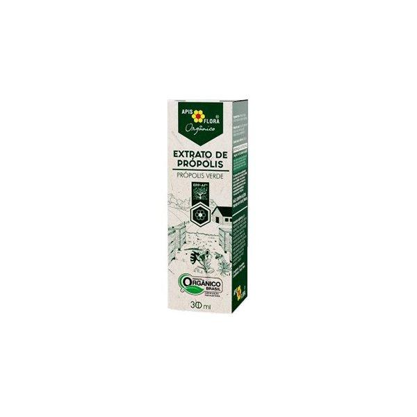 Extrato de Própolis Verde Orgânico 30ml