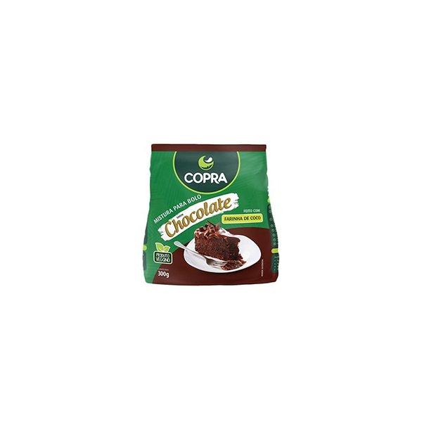 Mistura Para Bolo Sabor Chocolate 300g