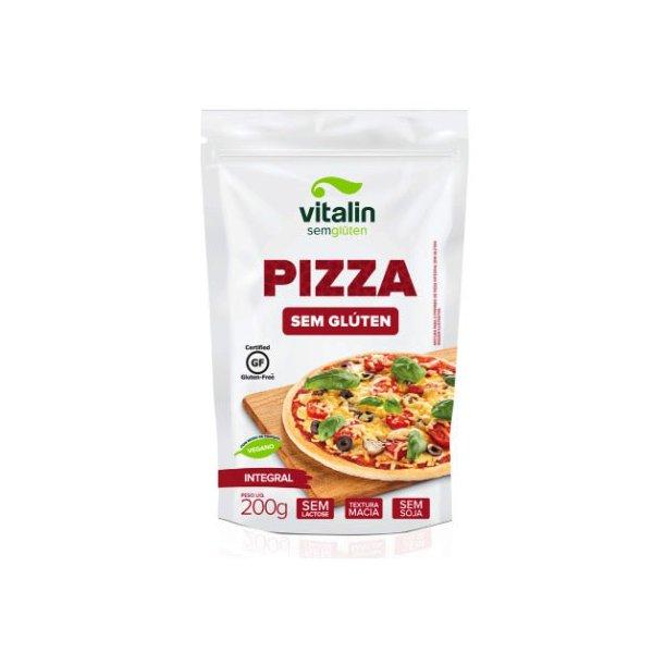 Mistura Para Pizza Integral 200g