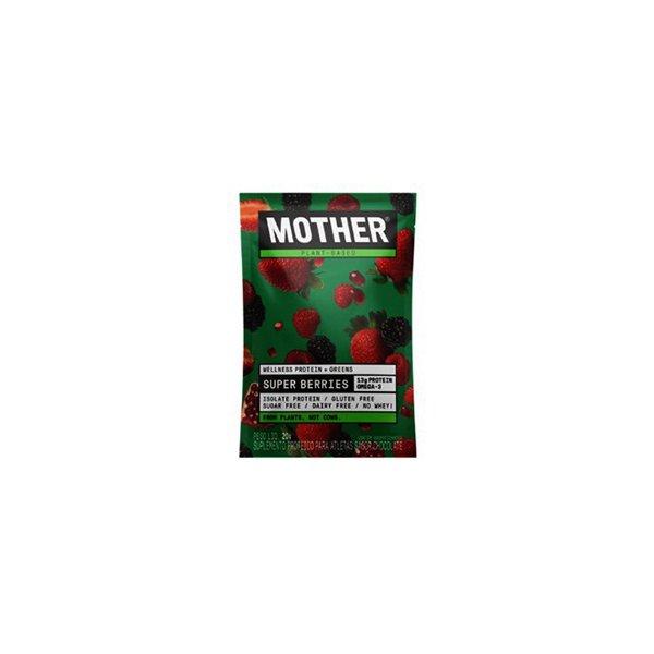 Wellness Protein Greens Super Berries Display 15x20g