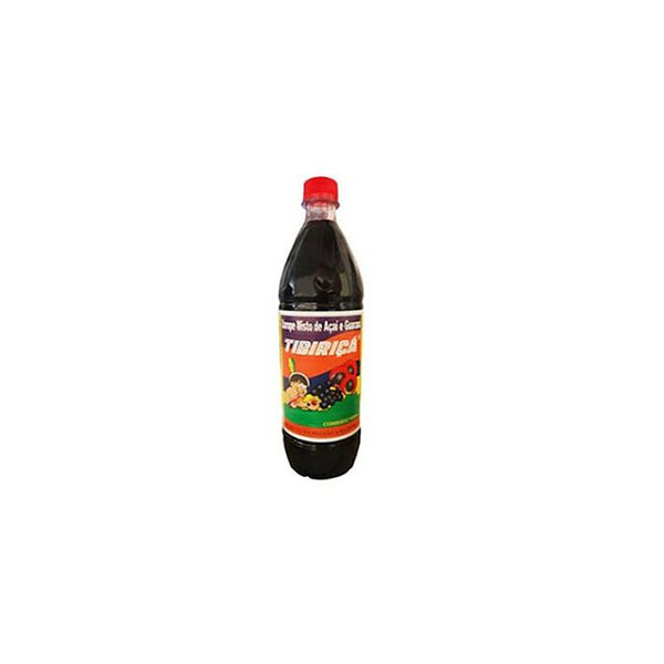Xarope Misto Açai E Guaraná 900ml