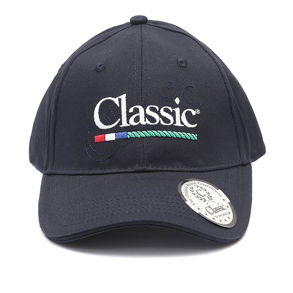 Boné Classic - Marinho E Branco