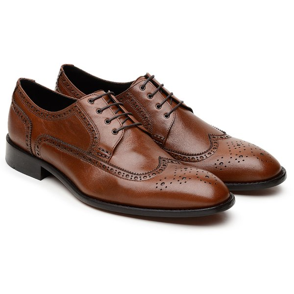 Derby Brogue Scatamacchia Bronze LD05