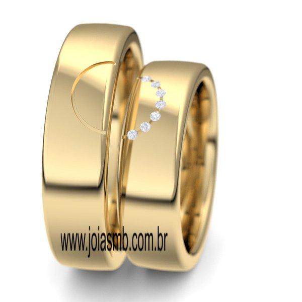 Alianças de Casamento Arcos