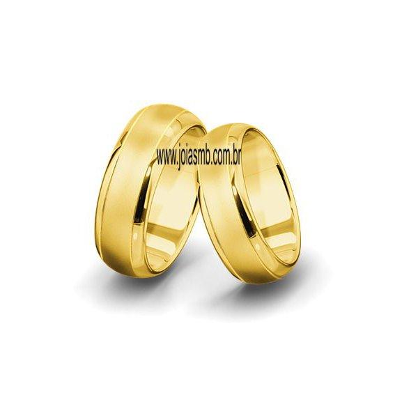 Alianças de Casamento Barão de Paranapiacaba