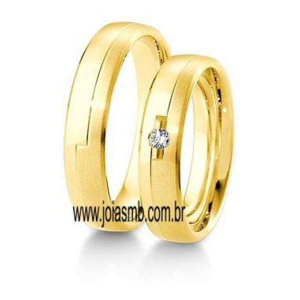 Alianças de Casamento Rio Bonito 5mm