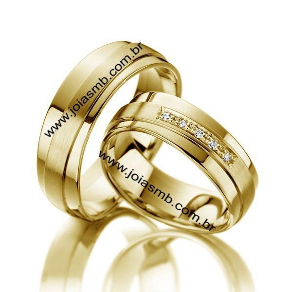 Alianças de Casamento São Joaquim da Barra
