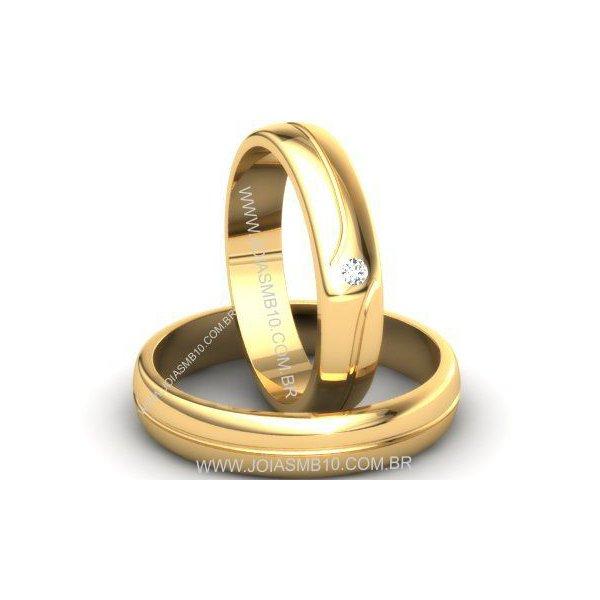Alianças de Casamento Crixás